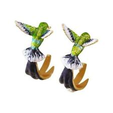Fashionable Flying Hummingbird Earrings Animal Jewelry Cute Wedding Gift U0G7