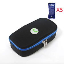 Portable Insulin Cooling Bag with Ice Pack