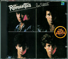 "THE ROMANTICS ""In heat"" CD inkl. Talking in your, Not Remasterd No Bonus, Neu!"