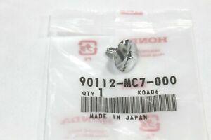 HONDA VITE CROMATA FISSAGGIO CARENE PER CX500-650-VF500-750-1000