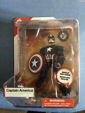 DISNEY - Marvel ToyBox - Captain America Action Figure - NEW