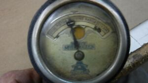 Model A Ford Accessory Boyce Steering Column Mount Temperature Gauge MTS-6675