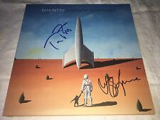 Tom Petty And Jeff Lynne SIGNED Highway Companion LP Album Full Moon Fever PROOF