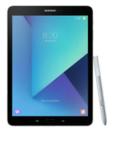 Samsung Galaxy Tab S3 9.7In SM-T820 S-Pen Wi-Fi 32G Ram 4Gb Android 7 Silver UPS