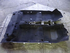 Ford Focus ST170 Mk2 Mk1 97-05 nero interno tappeto piano