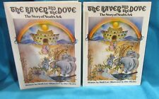 The RAVEN & the DOVE ~ Heidi Lee  & Dee HUXLEY Story of Noah's Ark HbDj  in MELB