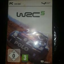 WRC5 Pc game TOP OHNE Kratzer!!!