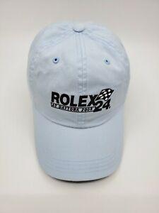 New Rolex 24 At Daytona Hat Cap Adjustable Strap
