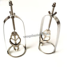 Adjustable Torture Breast Clips Restraint Roleplay 1 Pair Lady's Newest Clamps