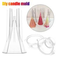 Wedding Supplies Craft Clay Tools DIY Handmade Soap Candle Mold Plastic