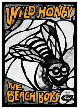 the Beach Boys - Poster - Wild Honey Album Promo - Brian Wilson - Amazing