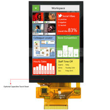 """Serial SPI 3.5""""TFT LCD Module Display 320x480 w/Capacitive Touch Panel,Tutorial"""