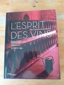 LES CRUS CLASSES DE SAINT-EMILION - L'Esprit des Vins