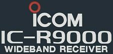 Icom IC-R9000 Premier Series Ham Radio Amateur Radio Dust Cover