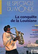 Le Spectacle Du Monde  N°492  Juil 2003:La conquete de la louisiane La constitut