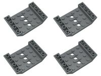 P/&P FREE! Select Colour LEGO 30283 6X4 4X4 Slope Inverted 45 Double w Cutout