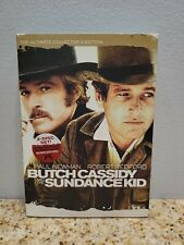 Used Butch Cassidy And The Sundance Kid Dvd 2-Disc Ultimate Collector'S Edition