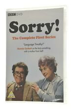 NEW Sealed SORRY! THE COMPLETE FIRST SERIES 1ST SEASON DVD PAL Region 2
