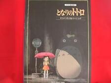 My Neighbor Totoro 20 Piano Sheet Music Collection Book