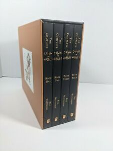 The Complete Calvin & Hobbes Paperback Collection Box Set by Bill Watterson Book