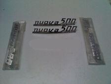 NUOVA FIAT 500 FREGI 6 PEZZI (cod 3/3.9)
