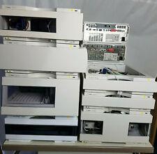 Agilent 1100 HPLC G1315B G1316A G1367A G1330B G1379A G1312A Chemstation 3D PC