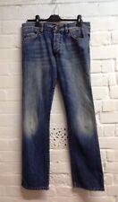 Hugo Boss Straight Leg Blue Jeans W34 L34