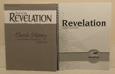 A Beka - Book of the Revelation - 12th Grade - 2 Books - NEW!