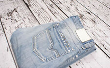Diesel TIMMEN 8GI Hommes Jeans Taille 33/32, authentique