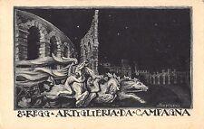685) VERONA 8 REGGIMENTO ARTIGLIERIA DA CAMPAGNA.