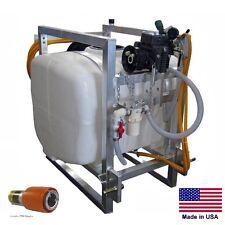 Sprayer 3 Point Hitch Pto Drive 100 Gallon Tank 12 Gpm 300 Psi Dp