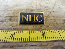 Old 'NHC' Badge - National Hunting Campaign Badge