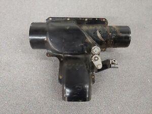 NICE USED ORIGINAL PORSCHE 356B 356C RIGHT PASSENGER'S FRESH AIR CONTROL BOX