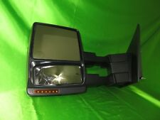 13-17 Ford F250-F350 F450 Left Tow Mirror Power Heat Signal Puddle Light N10-43