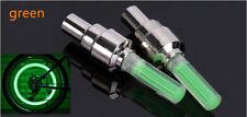 2 pcs Valve Stem LED CAP for Bike Bicycle Car Motorcycle Wheel tire Light lamp