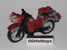 LEGO Pharaoh's Quest 7306 Motorcycle Bike MiniFigure New