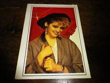 MADONNA - Carte en papier / PaperCard !!! N°4 !!!