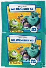 Monster AG /Disney/ 2 Tüten/ OVP/Neu / Panini/Rar