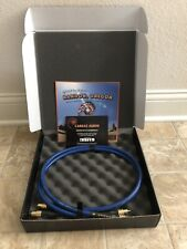 New listing Cardas Clear Rca 1.0 M Rev 1 With Certificate and Box
