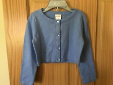 NWT Gymboree Blue Crop Sweater Cardigan Girls Toddler Outlet many sizes