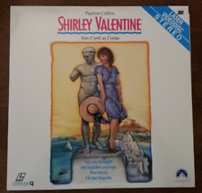 LASERDISC Movie: Shirley Valentine - Pauline Collins, Tom Conti - Collectible