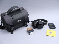 Nikon D5600 Bundle 2 Batteries/Charger/Memory Card/Bag 122078-1