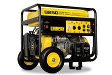41332R - 6500/8250w Champion Gas Generator w/ Remote Start - REFURBISHED