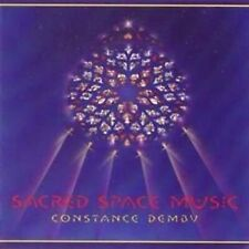 NEW - SACRED SPACE MUSIC by Constance Demby