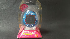 Tamagotchi Plus Blue Polka Dot BANDAI JAPAN 2004s Mega Rare