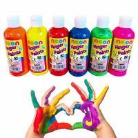 Kids Craft Paint Sets   Children Art & Craft Painting   6 Non-Toxic Fun Colours