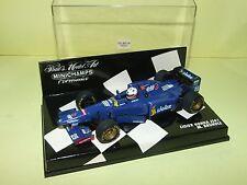 LIGIER HONDA JS41 1995 M. BRUNDLE MINICHAMPS 1:43 Arrivée 10ème championnat