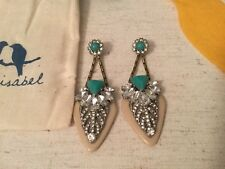 Chloe + Isabel Palm Royale Convertible Statement Earrings E252 Rare New in Bag