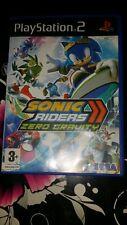 Sonic Riders: Zero Gravity - Jeu PS2