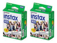 Pellicola Istantanea FujiFilm Instax Wide x 200/210/300 (NO Polaroid) 40 foto